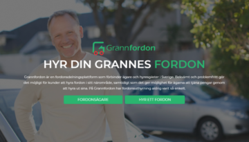 Car Sharing In Sweden Sign Up