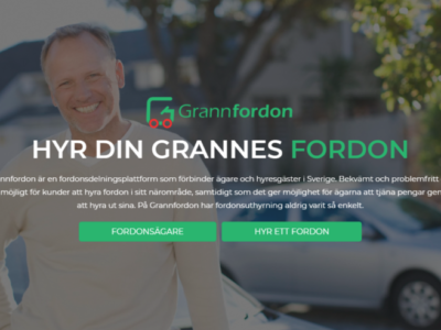 Grannfordon